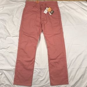 New Levi's Shrink to Fit 501 Straight Leg Jeans